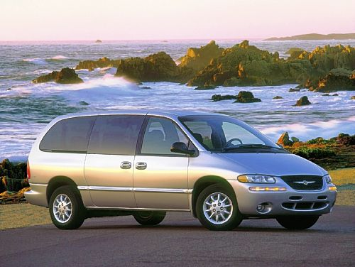 Chrysler town country model years