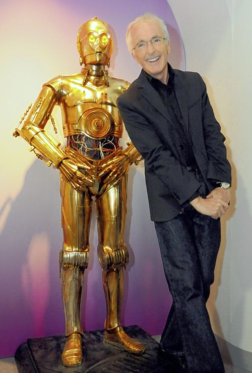 anthony daniels in costume - photo #26
